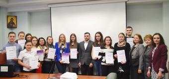 AGEPI a oferit Burse de Merit pentru cei mai buni studenți ASEM