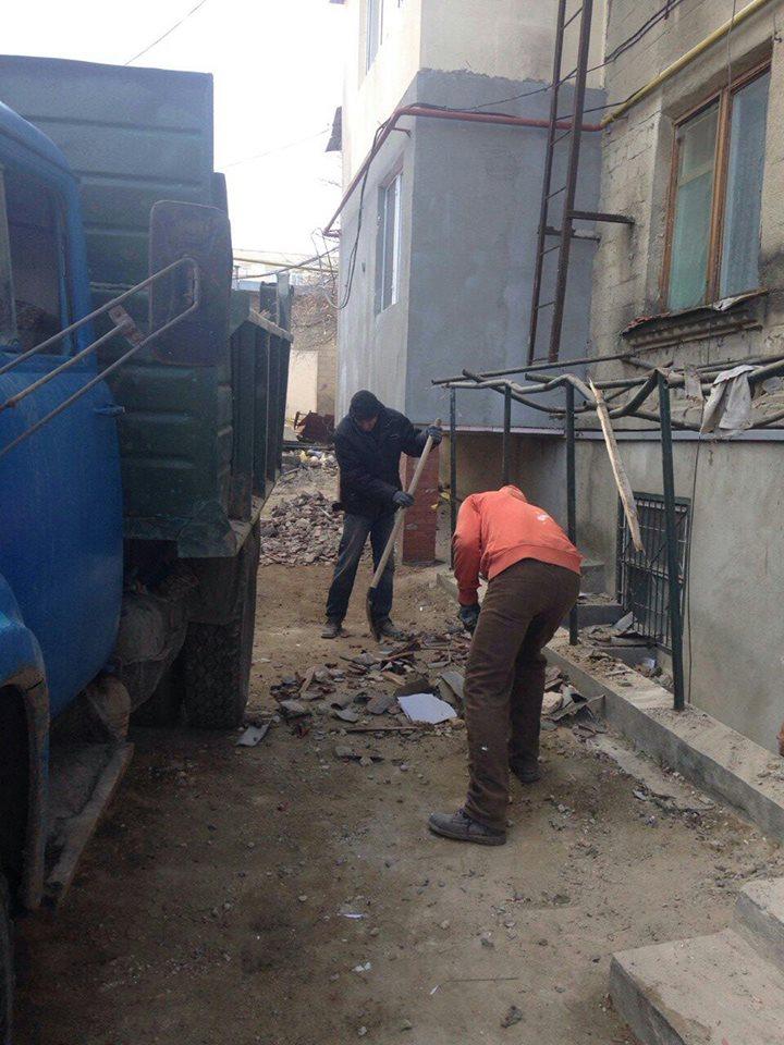 Ce a distrus furtuna în orașul Orhei, Primăria repară