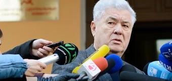 """Voronin, după o decizie CC: """"Acest lucru va duce cu siguranță, la un conflict juridic paradoxal"""""""