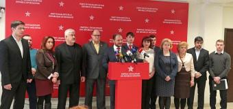 Socialiștii iniţiază referendum de demisie a lui Dorin Chirtoacă
