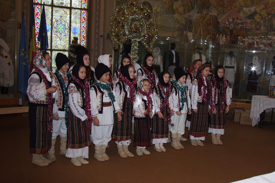 La Muzeul Național de Etnografie și Istorie Naturală a avut loc un Festival al colindelor