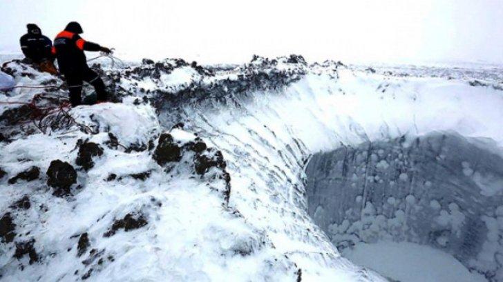 Valea morţilor din Siberia. Locul controlat de entităţi luminoase