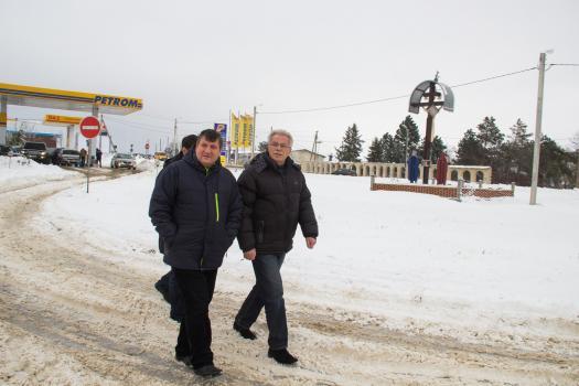 Starea drumurilor naționale, inspectată de Premierul interimar Gheorghe Brega