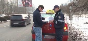 """Rezultatele operațiunii """"Taxi"""" – 153 de încălcări în trei săptămâni"""