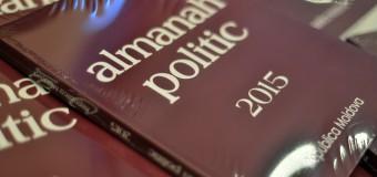 Premieră în Moldova! Almanah Politic 2015 – lansat