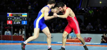 Cinci medalii cucerite de sportivii moldoveni la Turneul Internațional de lupte