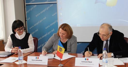 Ministru: Agricultura și industria alimentară sunt sectoare cu potențial de dezvoltare pentru Republica Moldova