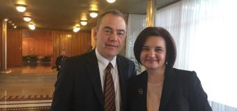 Un nou acord de colaborare în domeniul culturii va fi semnat între România și R.Moldova