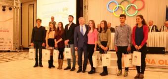 Învingătorii Olimpiadelor Republicane de educație fizică au fost premiați