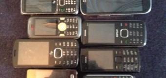 Zeci de telefoane mobile identificate la deținuții din penitenciarele din țară
