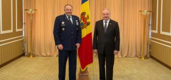 Comandantul Comandamentului European al Armatei SUA, în vizită la Nicolae Timofti