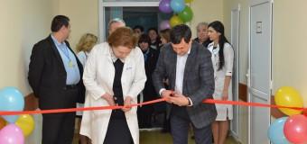 """Trei secții pediatrice de la Spitalul Clinic Municipal pentru copii """"V. Ignatenco"""", inaugurate după reparație"""