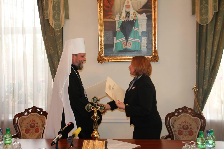 Memorandum de colaborare semnat între Mitropolia Chișinăului și a Întregii Moldove și Ministerul Muncii