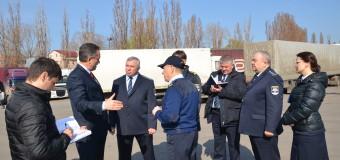 Directorul General a constatat că postul vamal de control Chișinău 3/ Industrial nu corespunde cerințelor