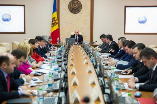 Pregătiri pentru o delegație a Republicii Moldova la reuniunea Consiliului de Asociere de la Bruxelles