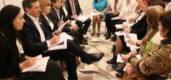 """Liliana Palihovici: """"Un stat inclusive apaține, în egală măsură, atât femeilor, cât și bărbaților"""""""