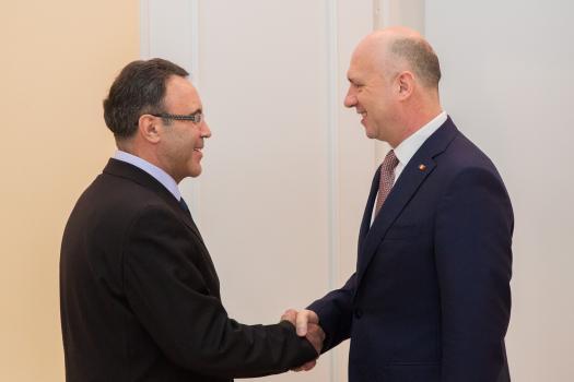 Ivan Gnatîşin: Ucraina va contribui activ la soluţionarea problemei transnistrene
