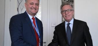 Igor Dodon s-a întîlnit cu Secretarul General al Comisiei de la Veneția a Consiliului Europei. Iată ce i-a spus!