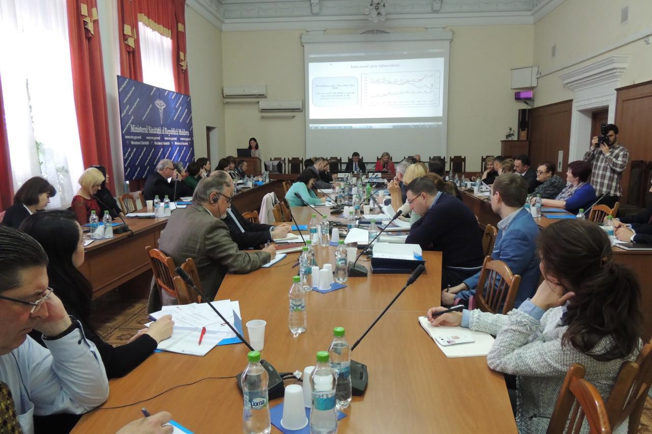 OMS va acorda în continuare suport tehnic în realizarea obiectivelor reformelor în domeniul sănătății din RM