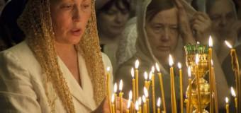 Ce femei nu au voie să meargă la Înviere! E mare păcat