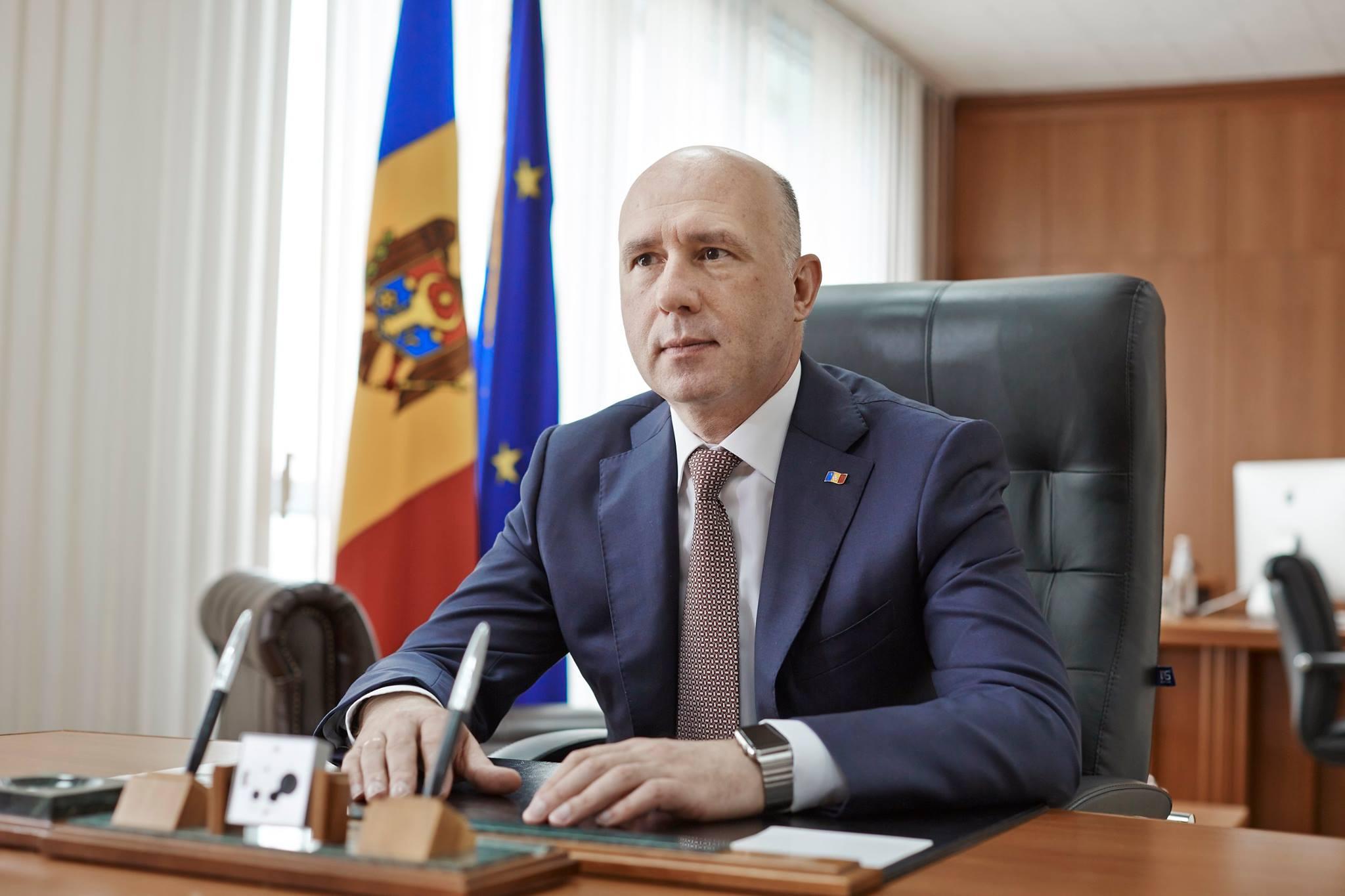 Prim-ministrul RM întreprinde o vizită de lucru la Odesa