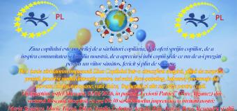 Iurie Dârda: Ziua Copiilor este încă un motiv să-i sărbătorim pe cei fără de care viața nu ar avea sens