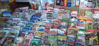Zeci de amezi aplicate de autorități pentru comercializarea ilicită a  produselor de uz fitosanitar