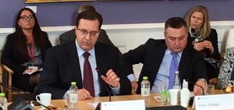 Marian Lupu a participat la reuniunea Euronest