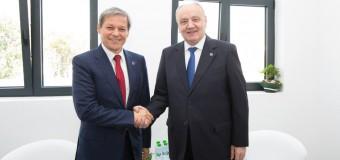 Dacian Cioloș: România urmărește cu mare atenție evoluția evenimentelor din Republica Moldova
