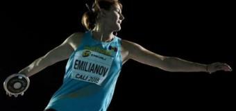 Medalii de aur pentru Moldova a Campionatul Europei de Atletism