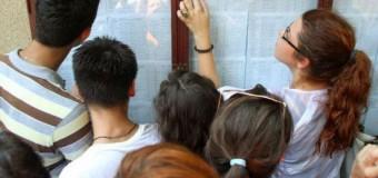 La 25 iulie curent în zeci de instituții de învățământ superior din republică se va da startul admiterii