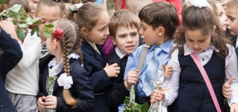 În acest an, în clasa întâi vor merge cu circa 2 000 de copii mai puţin în comparaţie cu anul trecut