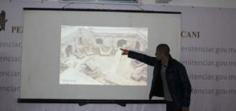 Un grup de deţinuţi din custodia Penitenciarului nr.2-Lipcani au făcut o excursie virtuală în oraşul Soroca