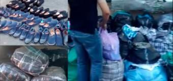 Bărbat arestat pentru 15 zile. Transporta marfă de contrabandă în valoare de 600 mii lei