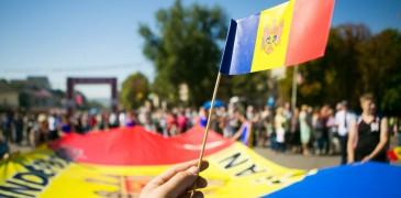 Ziua Independenței, marcată la Orhei: paradă, fanfară, expoziții de artizanat și concert