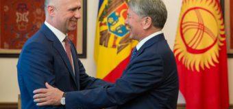 Republica Kârgâză și-a exprimat deschiderea la un dialog constructiv cu R.Moldova