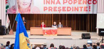 """Inna Popenco solicită organizației """"Pentru Orhei"""" să extindă proiectele sociale în tot raionul"""