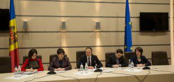 Președintele Parlamentului Andrian Candu a spus când va fi implementat sistemul electronic de vot