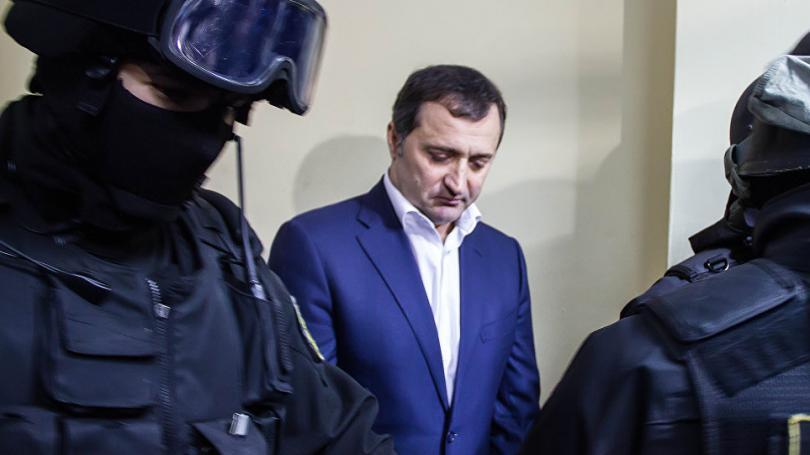 O nouă ședință de judecată în dosarul ex-premierului Vlad Filat