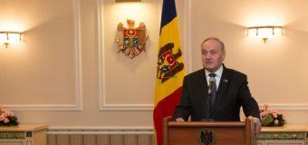Nicolae Timofti: Nu m-am gândit niciodată că îmi voi finaliza cariera promulgând legi și desemnând Prim-miniștri