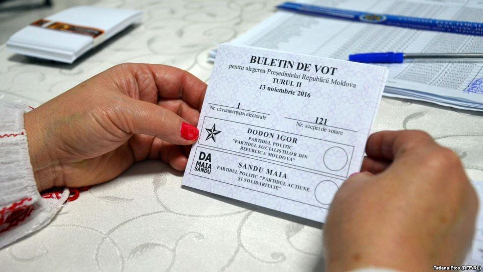 În ziua turului II de scrutin prezidențial, peste 20 de cetățeni ai RM au încercat să voteze în mod repetat