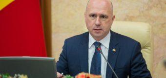 Pavel Filip l-a felicitat pe omologul său român, Sorin Grindeanu cu prilejul învestirii în funcție