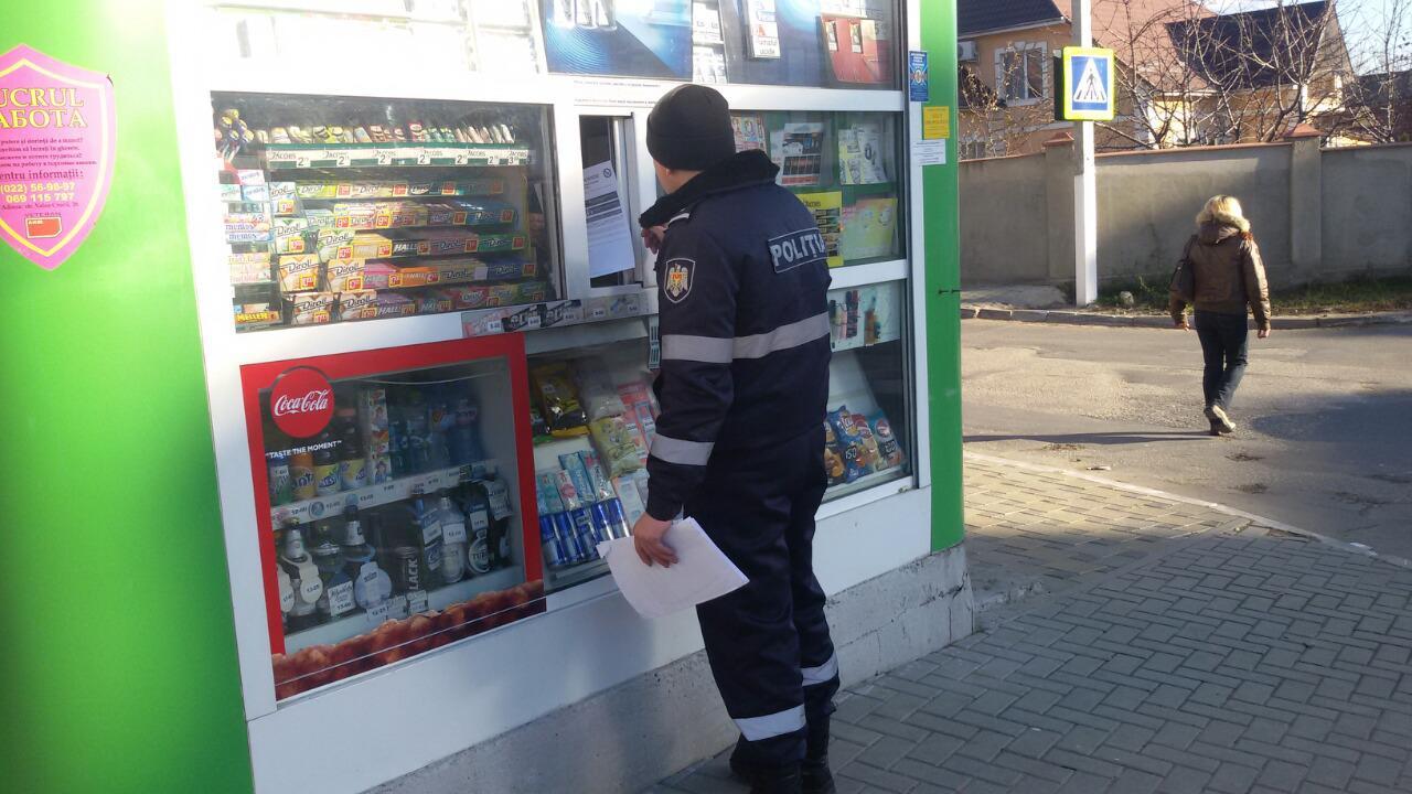 Șase luni de la intrarea în vigoare a Legii antitutun. Polițiștii au aplicat amenzi în sumă de 2 854 900 lei