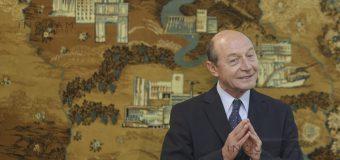Traian Băsescu – ales președintele al celui mai nou partid din R.Moldova