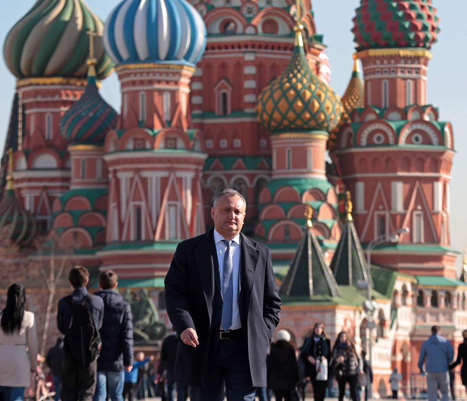 O lecție politică de la Igor Dodon