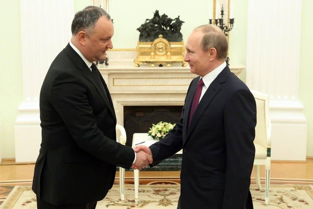 Reacția președintelui RM la faptul că Putin intenționează să candideze pentru un nou mandat de președinte al Rusiei
