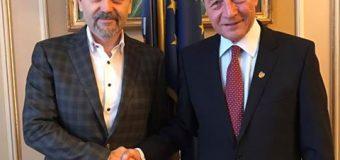 Anatol Șalaru – la discuții cu Traian Băsescu. Ce a spus despre viitorul său partid