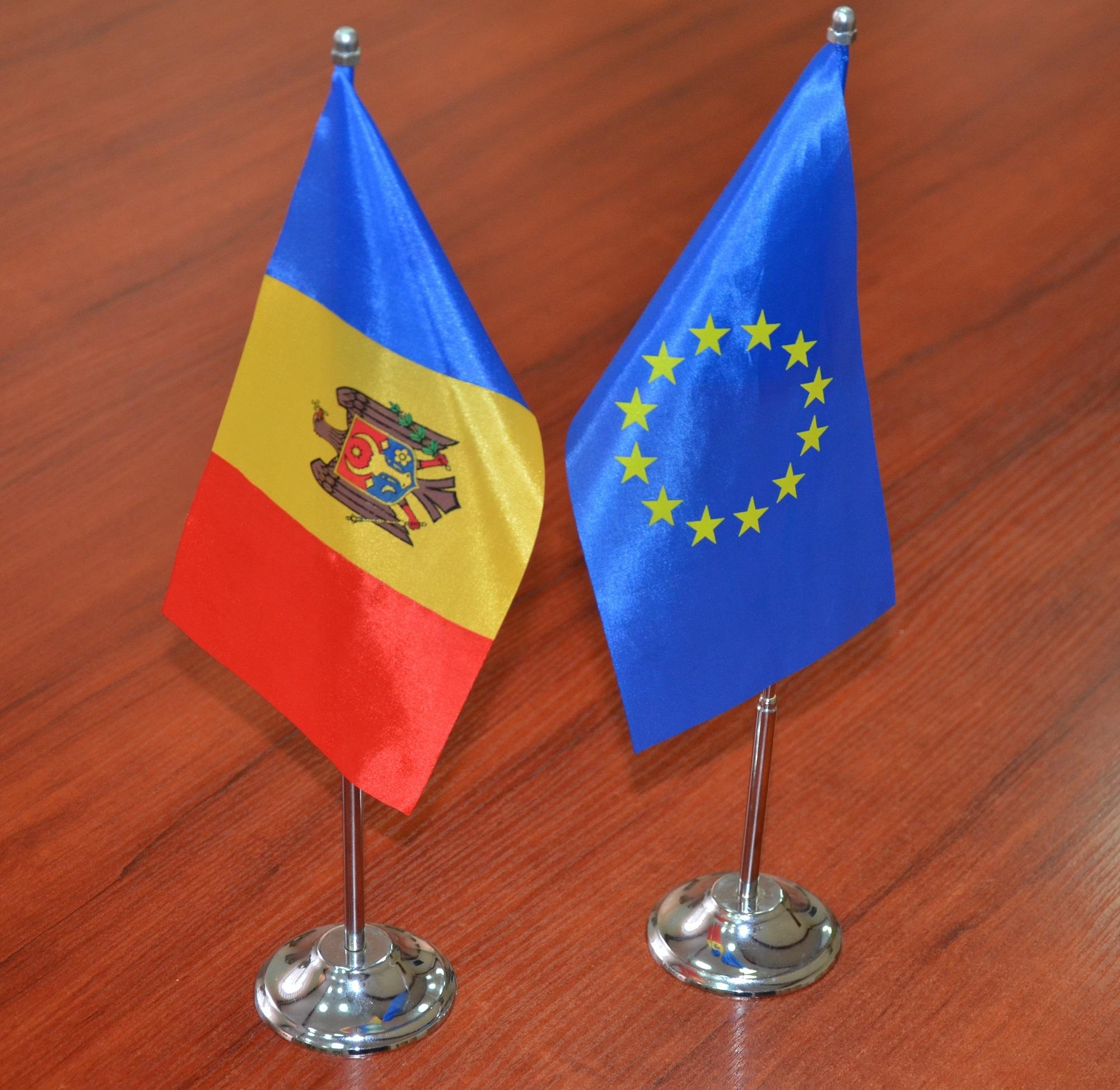 Directoarea Centrului de Armonizare a Legislației din RM, la discuții cu Agentul Guvernamental pentru Curtea de Justiție a UE