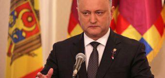 Igor Dodon, despre alianțele de după alegerile din 2018: Socialiștii trebuie să obțină majoritatea parlamentară