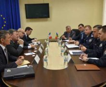 Șeful IGP către colegii francezi: Siguranța cetățenilor moldoveni, aflați în Franța, este o prioritate pentru noi